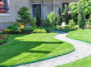 Декоративный газон от компании Р-ПАРК