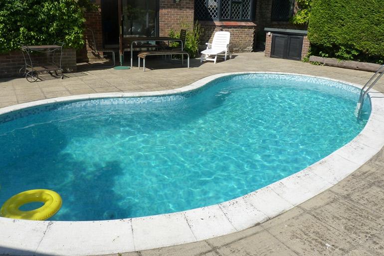 5 причин иметь собственный бассейн