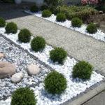 Сад с гравием – оформляем прекрасный и не требующий ухода сад!