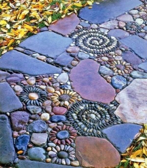 Дорожка в саду как произведение искусства
