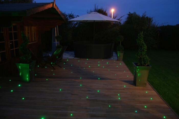 Освещение в саду - 23 идеи для романтической атмосферы