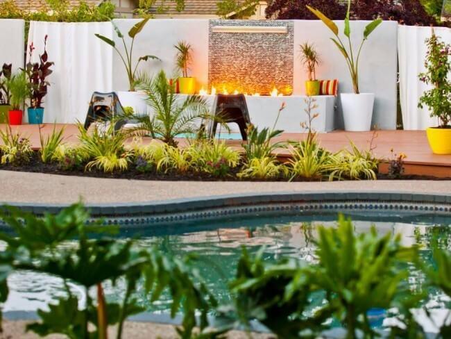 Огонь и вода идеальный дизайн