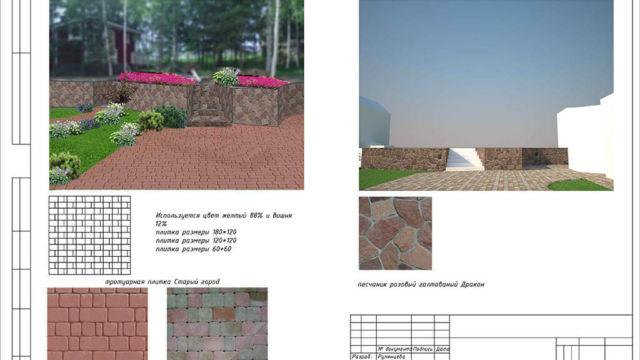 Ландшафтный дизайн в Лемболово