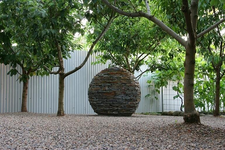Забор из стальных листов