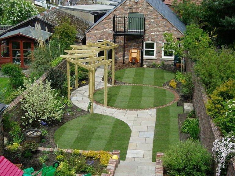 Сделайте Ваш сад шикарным и современным