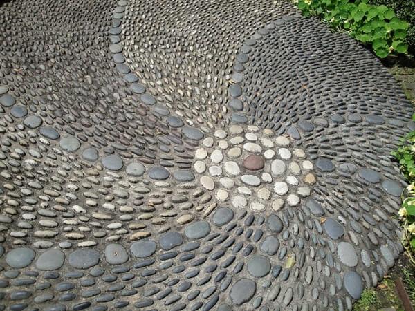 Уникальный каменный дизайн