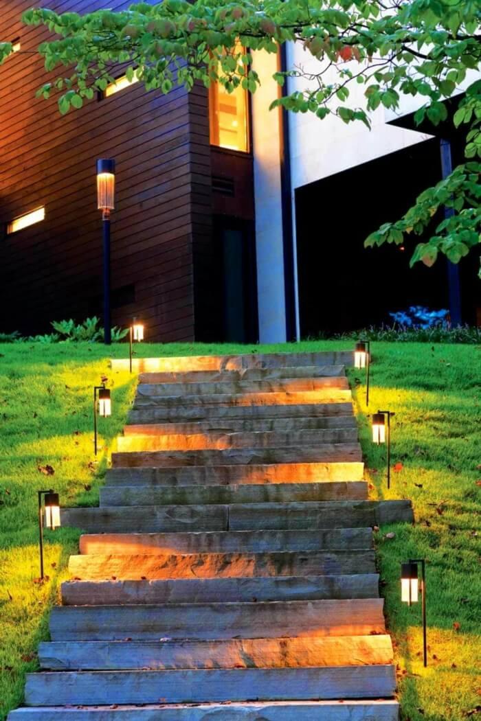 Привнесите больше света в свой сад и наслаждайся летним ночным сном!
