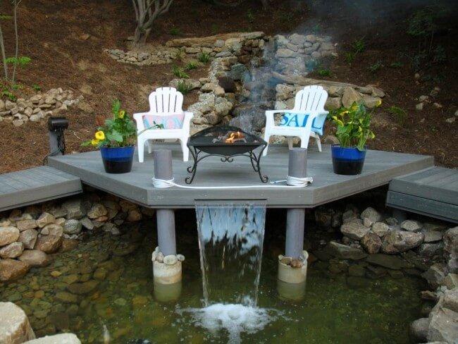 Вода и огонь идеальный союз