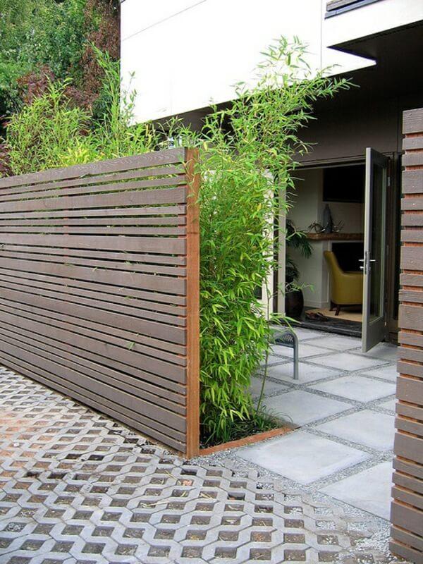 Постройте простой и практичный деревянный забор самостоятельно